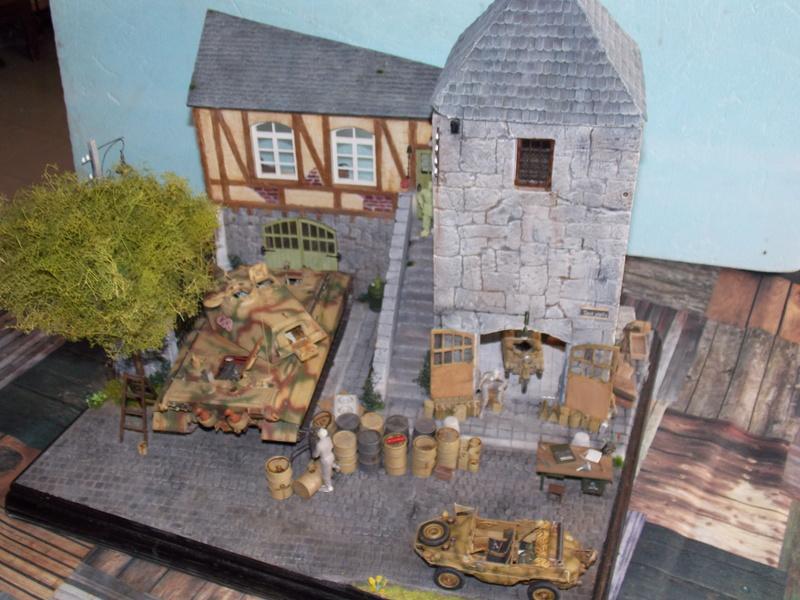 diorama - diorama hôpital de campagne Dscn5711