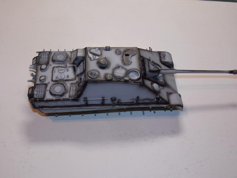 jagdpanther - Jagdpanther sur la voie (dragon 1/35) - Page 2 Dscn6110