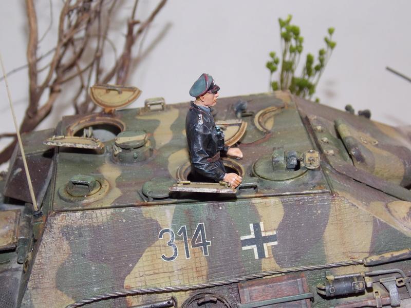 jagdpanther - Jagdpanther sur la voie (dragon 1/35) - Page 3 Dscn6214