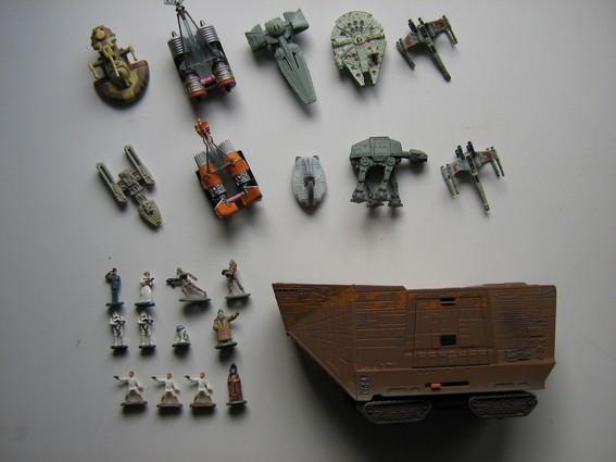 Micro Machines Star Wars Zzzzzz35