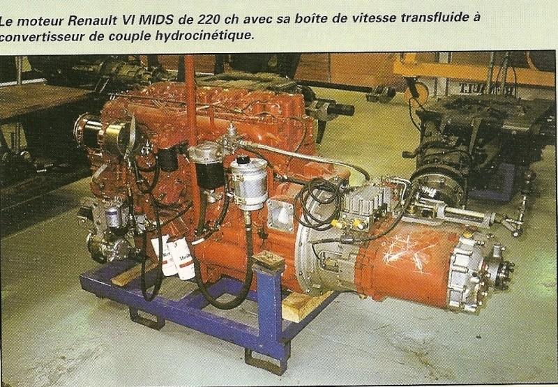 moteur MIDS 06 20 45 V510