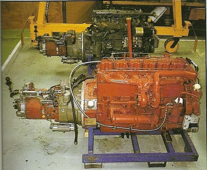 moteur MIDS 06 20 45 V610