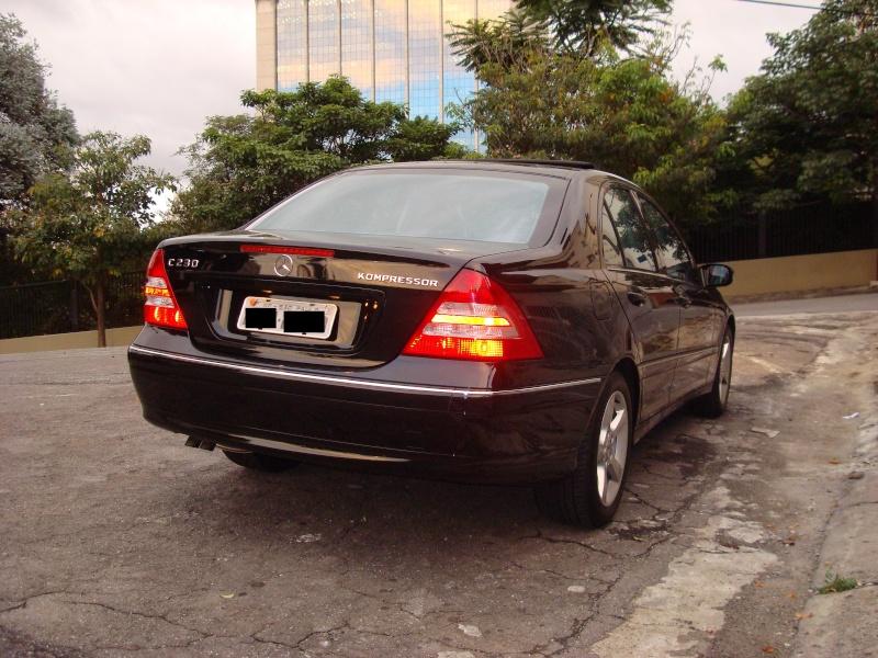 W203 C230K  R$ 79.000,00 - VENDIDO Dsc04212
