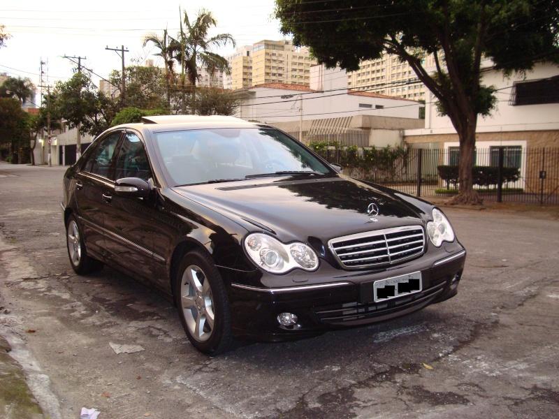 W203 C230K  R$ 79.000,00 - VENDIDO Dsc04213
