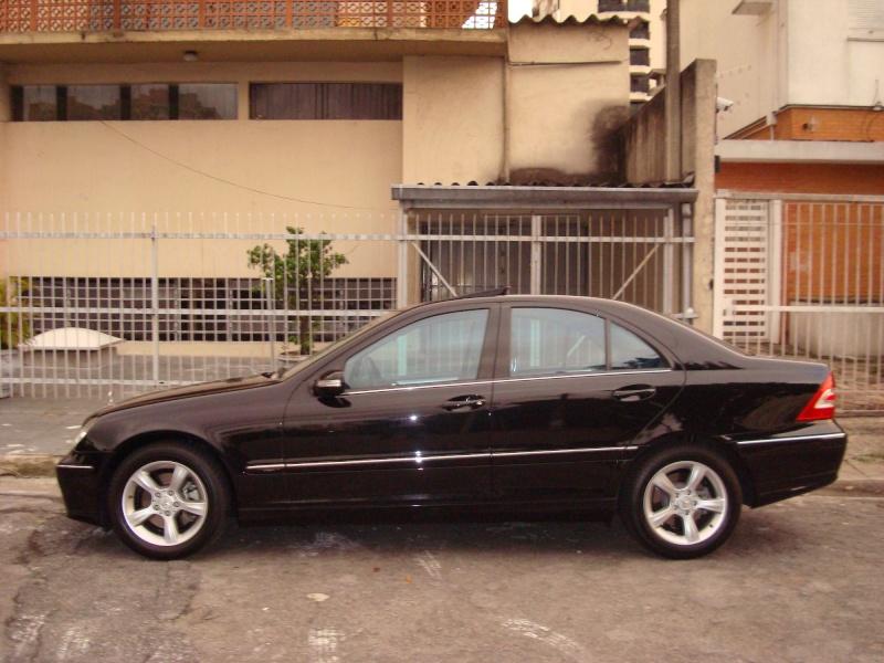 W203 C230K  R$ 79.000,00 - VENDIDO Mb210