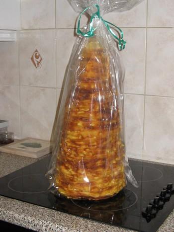 Gâteau à la broche (AVEYRON) Hiver_10