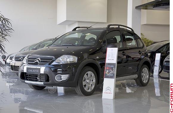 [IMAGES] Les concessions Citroën Cb610