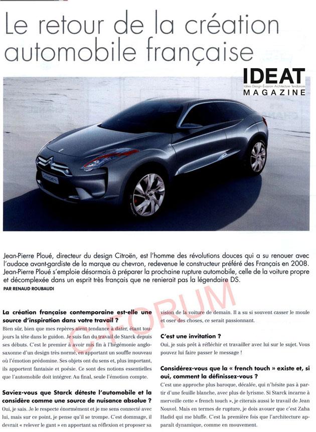 [Information] Citroën - Par ici les news... - Page 4 Interv12