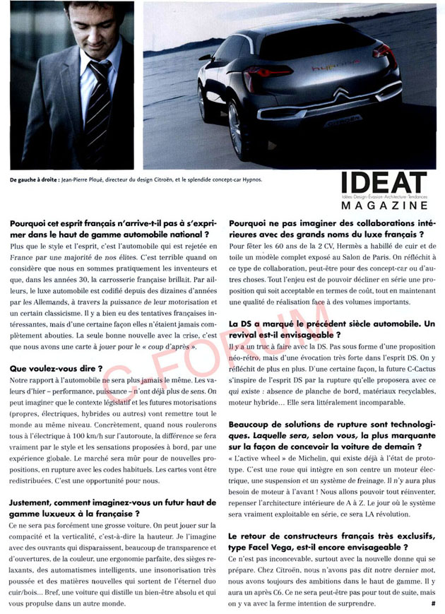 [Information] Citroën - Par ici les news... - Page 4 Interv13