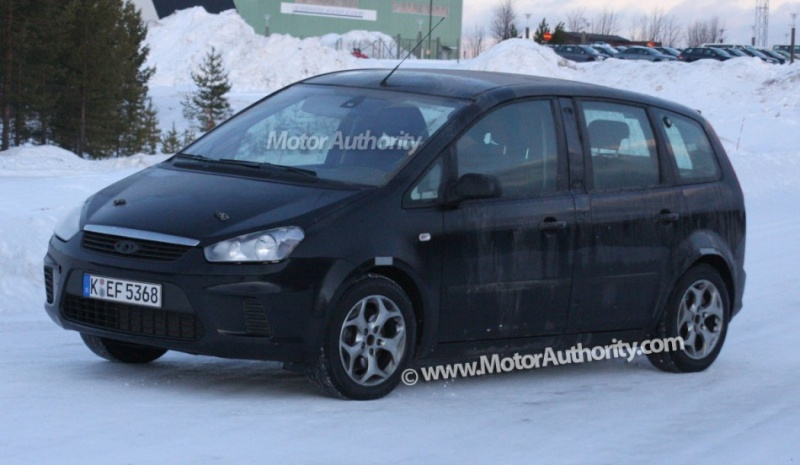 2010 - [Ford] C-Max 000110
