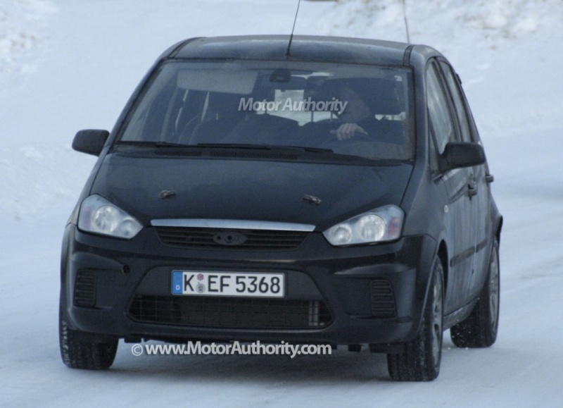 2010 - [Ford] C-Max 00110