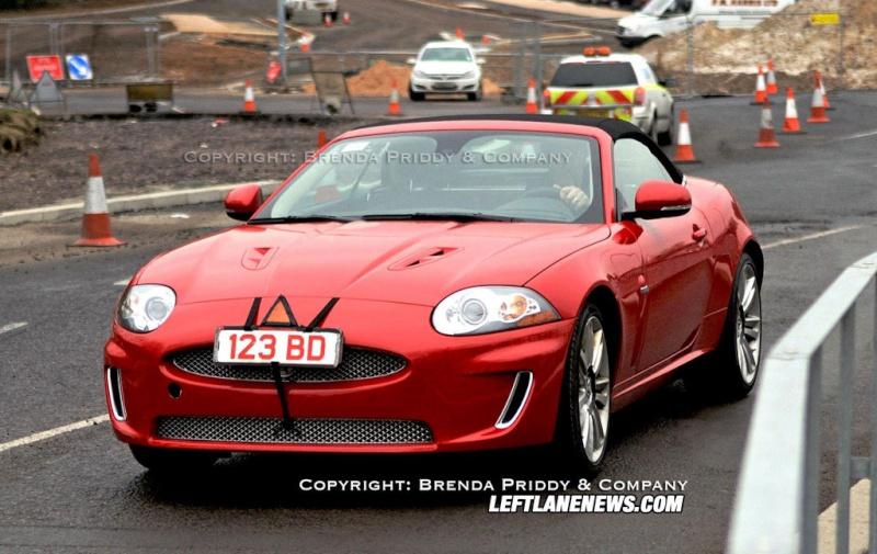 2008/11 - [Jaguar] XK Restylée - Page 2 112
