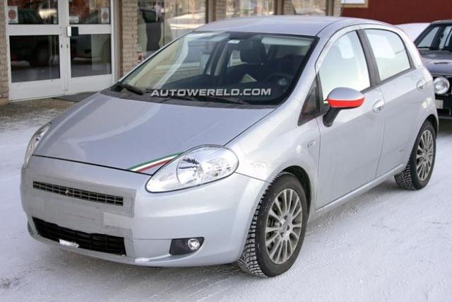 2009/12 - [Fiat] Punto Evo 1136