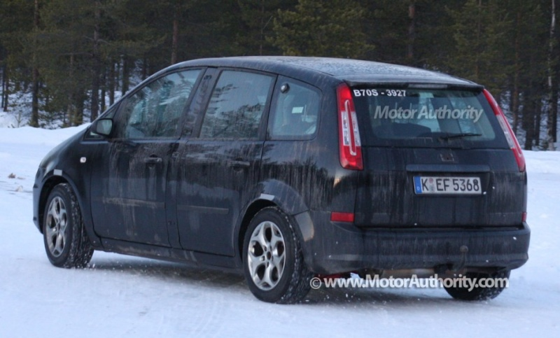 2010 - [Ford] C-Max 130