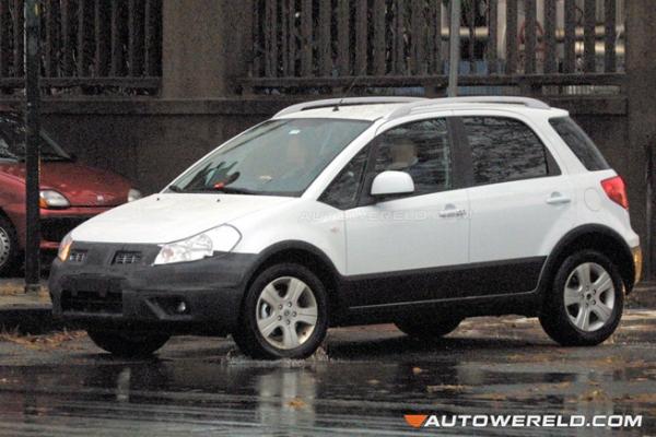 2009 - [Fiat/Suzuki] Sedici/SX4 restylés 139