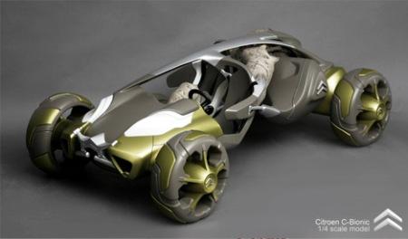 [Citroën] C-Concept Bionic 164