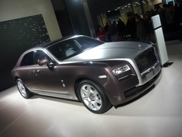 2009/11 - [Rolls-Royce] Ghost / Ghost EWB - Page 9 25010