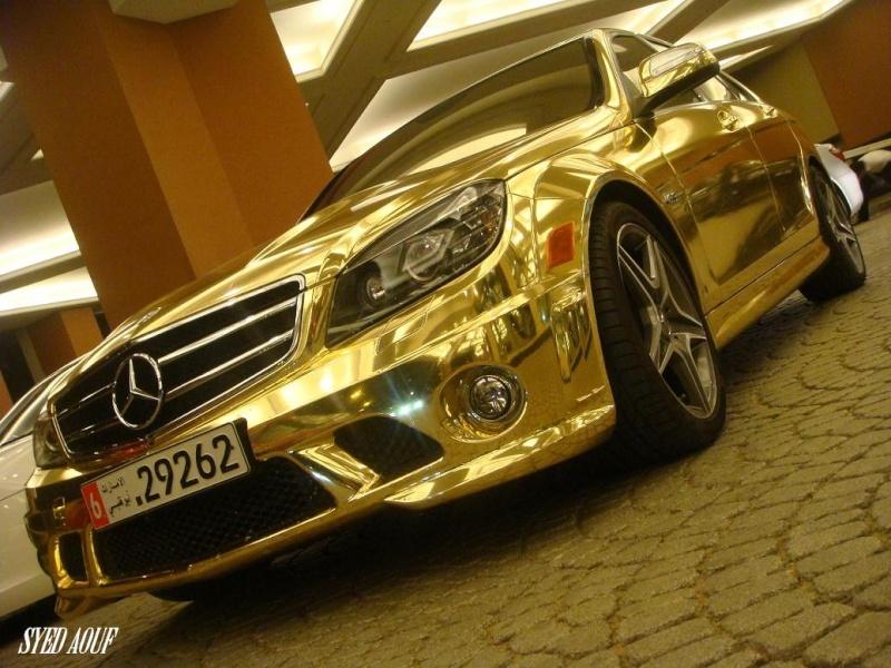 [Présentation] Le design par Mercedes 268