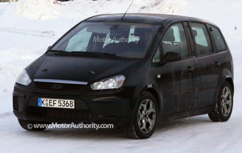 2010 - [Ford] C-Max 317