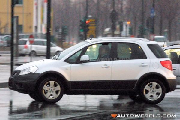 2009 - [Fiat/Suzuki] Sedici/SX4 restylés 324