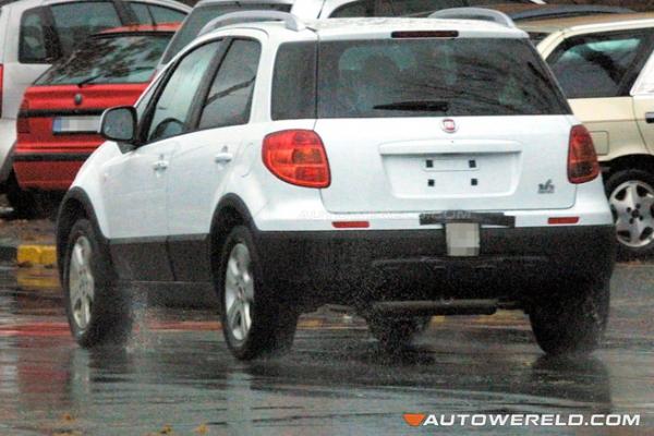 2009 - [Fiat/Suzuki] Sedici/SX4 restylés 419