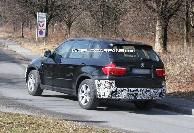 2010 - [BMW] X5 Restylé 453