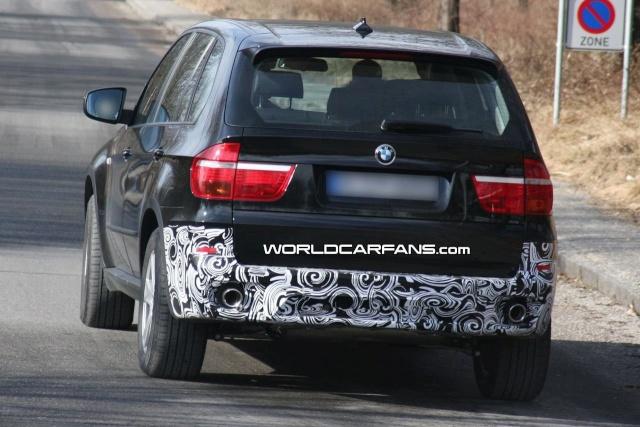 2010 - [BMW] X5 Restylé 541