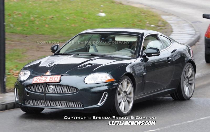 2008/11 - [Jaguar] XK Restylée - Page 2 610