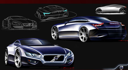 [Volvo] SC90 Concept 615
