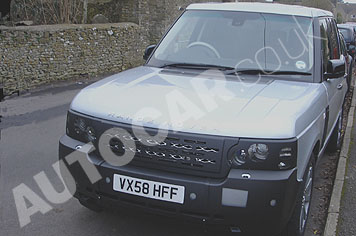 2010 - [Land Rover] Range Rover III Restylé [L322] 719