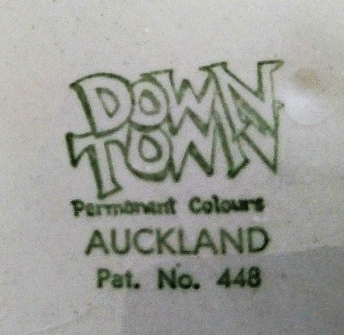 Downtown Auckland Pat.No 448 and Downtown Christchurch Pat. No 452 Downto12