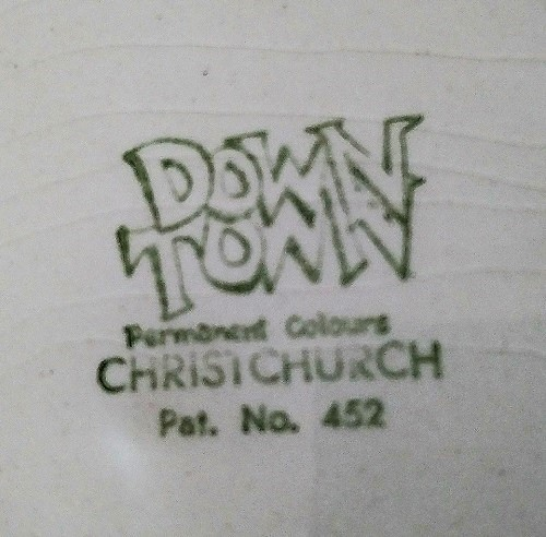 Downtown Auckland Pat.No 448 and Downtown Christchurch Pat. No 452 Downto13