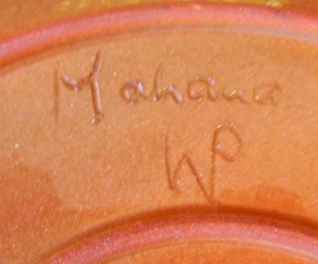 plate - Mahana plate courtesy of Steve Clayton !!! Mahana11