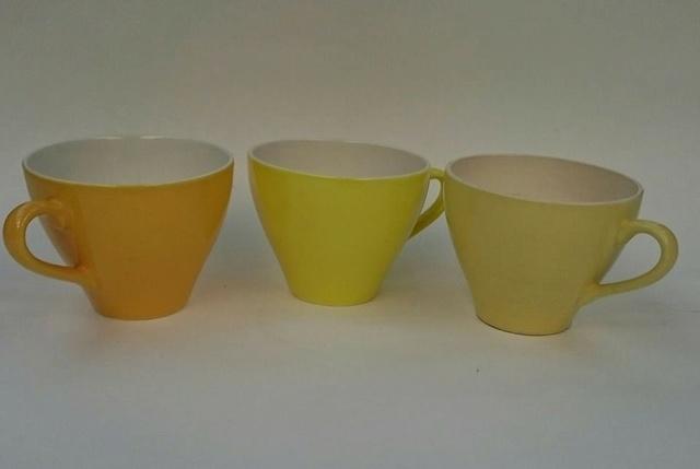 Colour Glaze Citrus Yellow and Marigold Marigo10