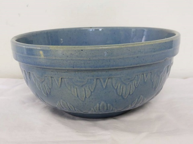 Temuka Blue Mixing Bowl Temuka20