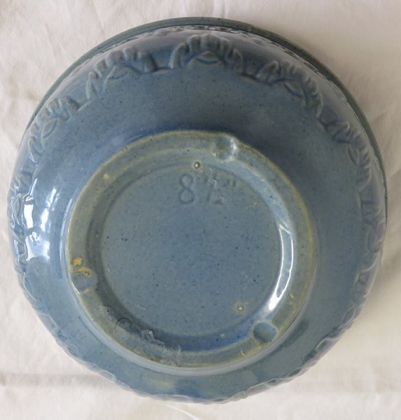 Temuka Blue Mixing Bowl Temuka21
