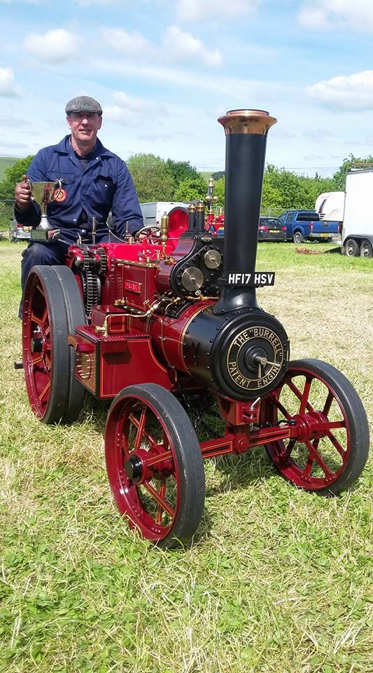 """For Sale - Completed 4"""" Burrell SCC for sale - Award winner (Sorry this is now SOLD) Award_10"""