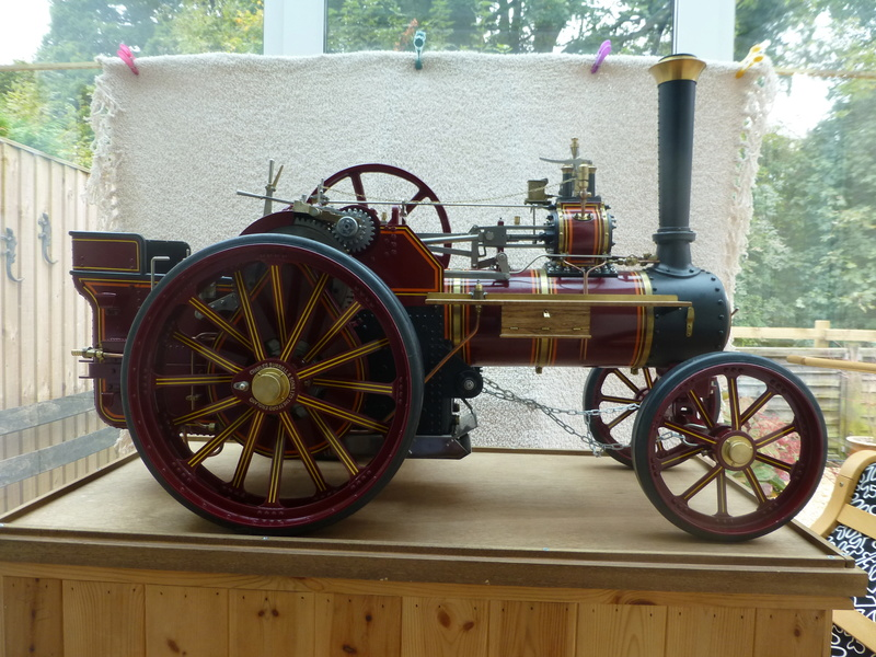 """2"""" Burrell - Built and Painted (SOLD) P1050233"""