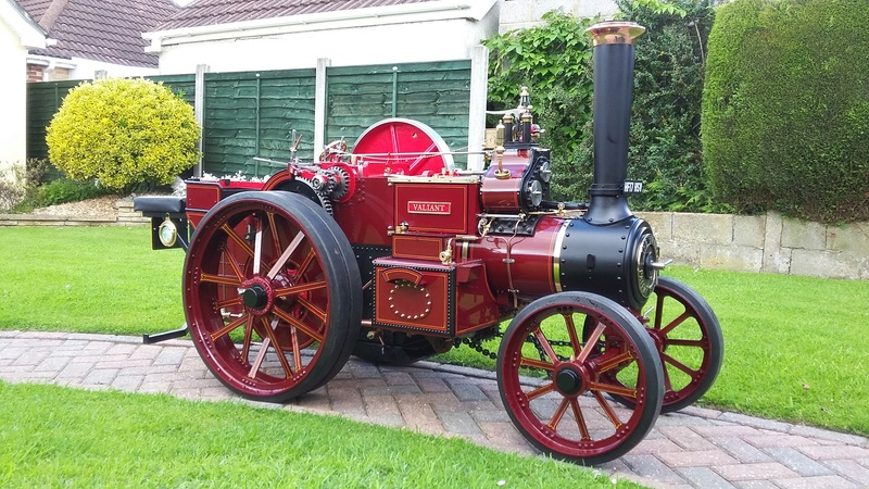 """For Sale - Completed 4"""" Burrell SCC for sale - Award winner (Sorry this is now SOLD) Side_v10"""