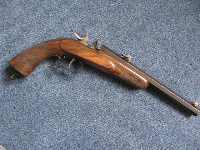 Flaubert avec canon de 22 Poudre31