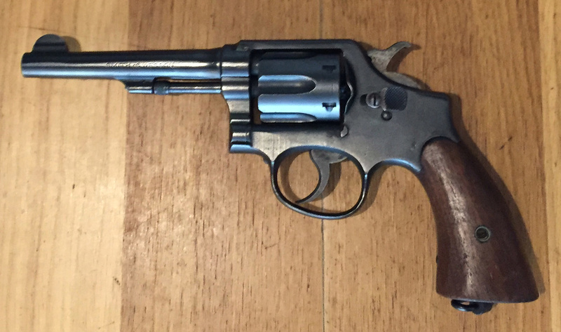 Smith & Wesson Victory 38S&W 110