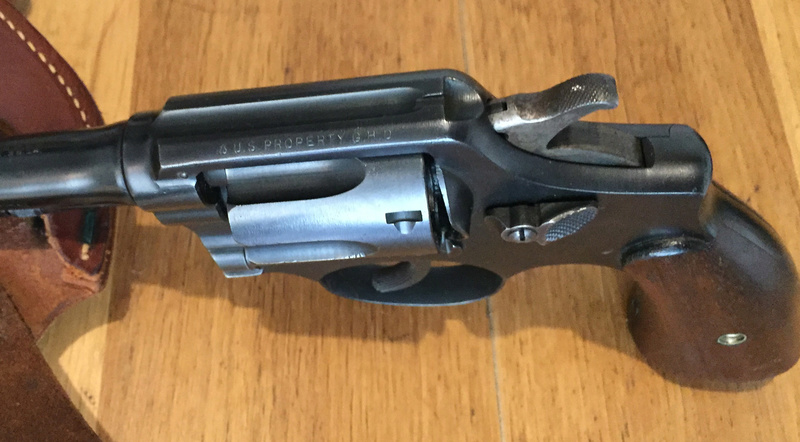 Smith & Wesson Victory 38S&W 210