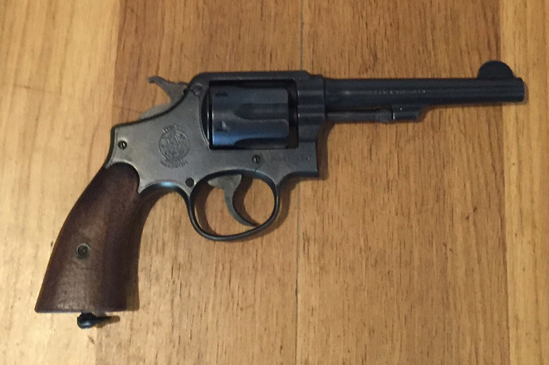 Smith & Wesson Victory 38S&W 710