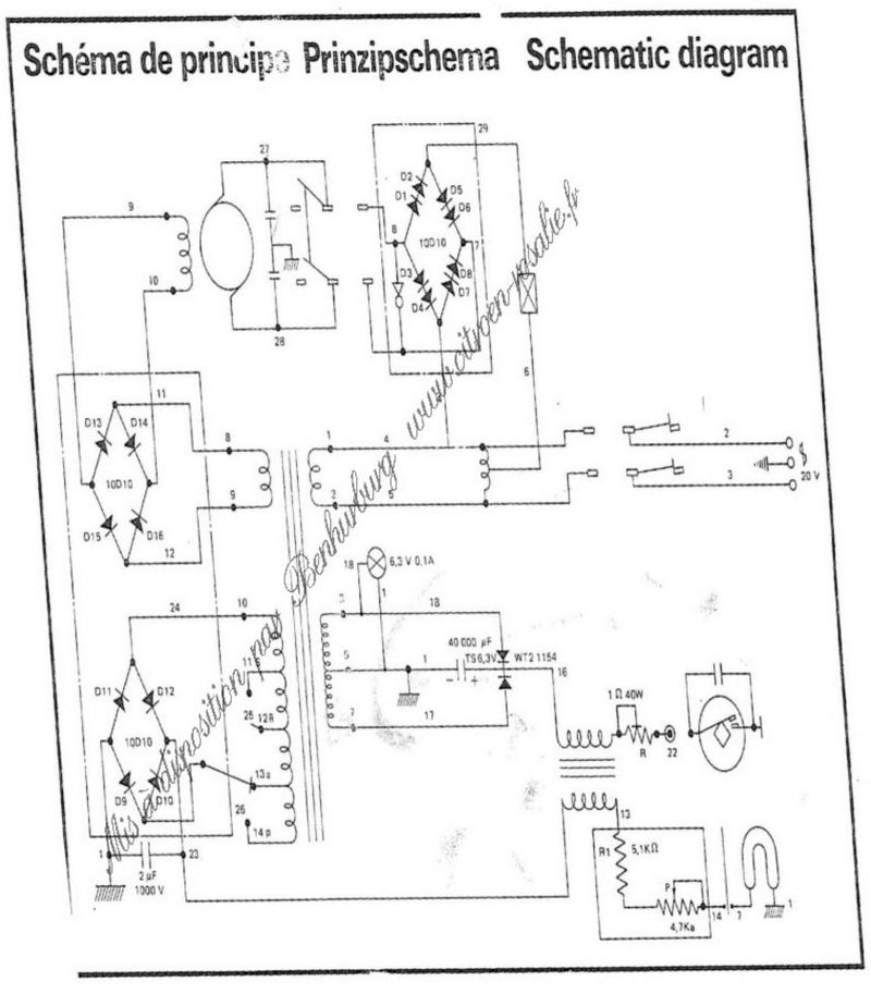 Banc Souriau et condensateurs Shema_10