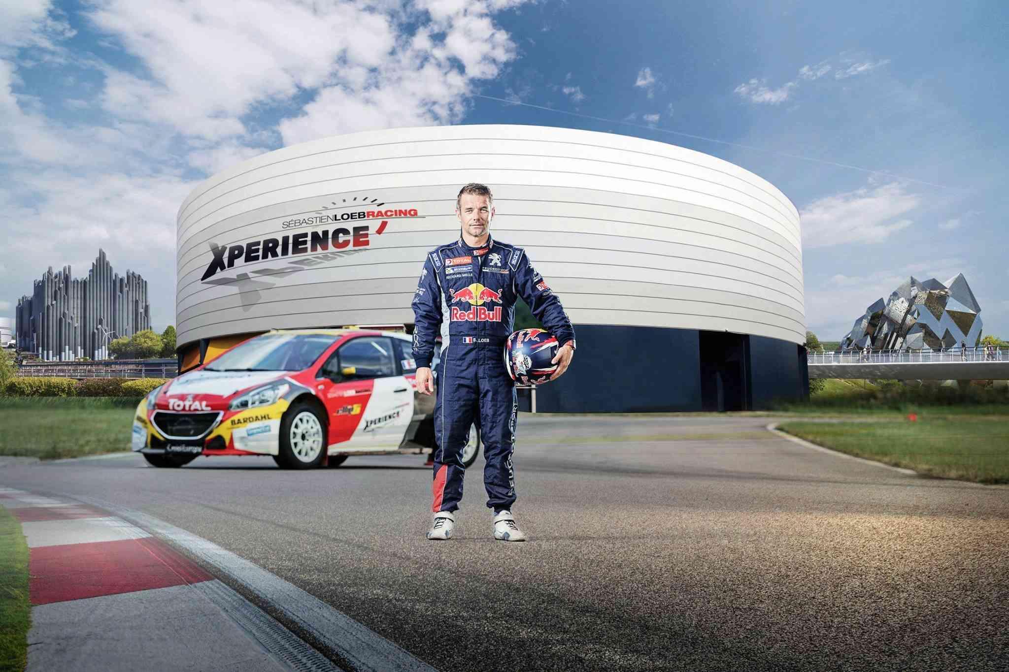 Sébastien Loeb Racing Xperience (pavillon 360°) · avril 2018 - Page 9 Visuel10