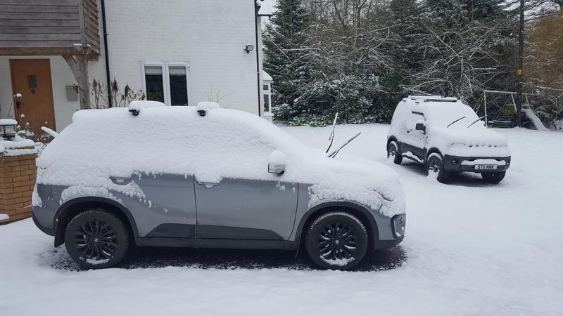 Snow Isle of Wight  20180311