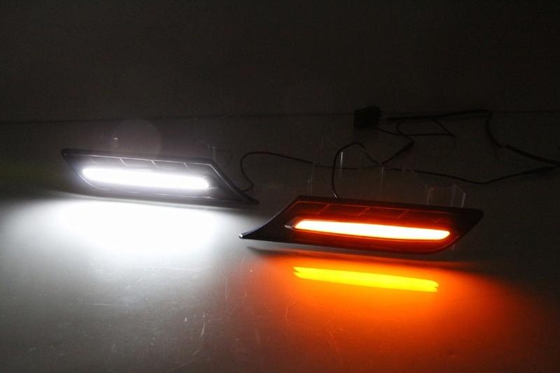 LED INDICATOR/DRL SIDE GARNISH/VENT Htb1z110