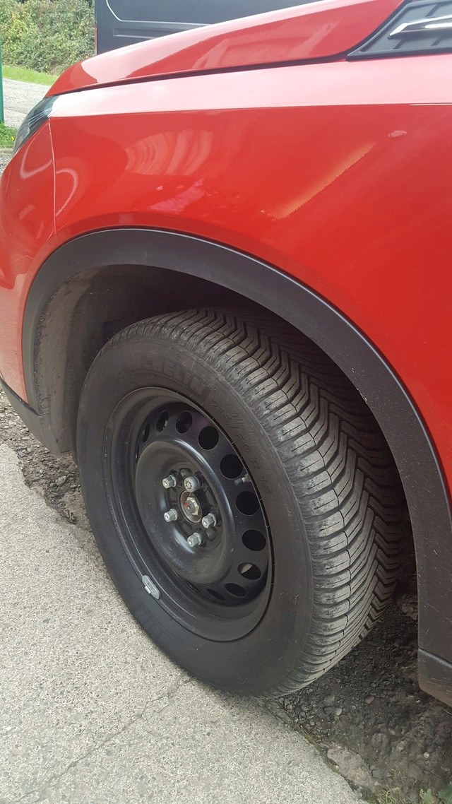 Full size spare wheel Oponeo10