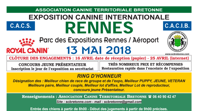 Spéciale Elevage Rennes 2018 Expo_r10