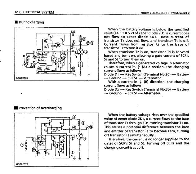 Transformation dynamo pour produire du positif au lieu de négatif  - Page 2 Kubota17